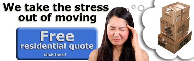 Residential Moving Quotes